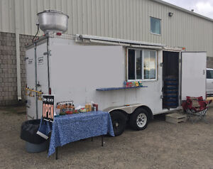 Concession Food Trailer for sale