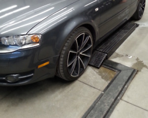 19 inch mags for Audi. VW with 235/35ZR19 summer tires