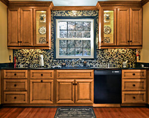 Tuscan 10' x 10' kitchen - $500 off any new kitchen!