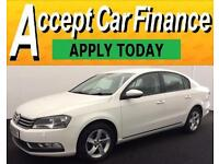 Volkswagen Passat 1.6TDI ( 105ps ) BlueMotion Tech 2012MY S FROM £36 PER WEEK !