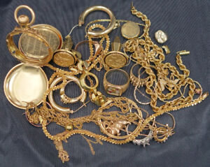 WE BUY GOLD, JEWELRY, SILVER, WATCHES...NOUS ACHETONS $$$$