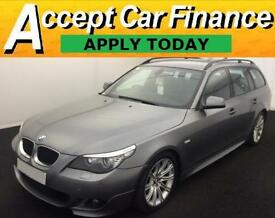 BMW 520 2.0TD auto 2009MY d M Sport Touring FROM £51 PER WEEK!