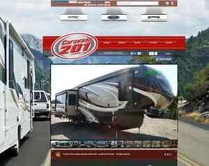 R-POD Quebec #DEALER RV Services Caravans in Toronto Alberta