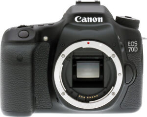 Looking to buy a canon 70D