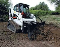 Attention Farmers!  Bobcat and Mini-Excavator Services!