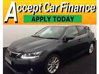 Lexus CT 200h 1.8 CVT 2011MY SE-L Premier FROM £38 PER WEEK!