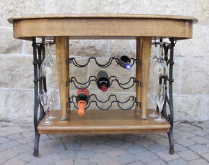 Most Unique Wine Cart / Table