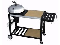 AMERICAN YORK CHARCOAL KETTLE GRILL Bargain American style ,RRP £200