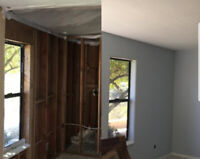 Drywalling, Taping, Painting, Roofing,  Contact Us Today!