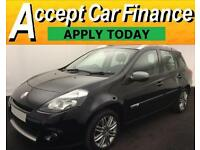 Renault Clio 1.5dCi ( 88bhp ) FAP 2011 FROM £25 PER WEEK!