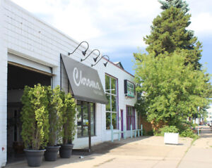 Fantastic Commercial Location in  Desirable Old Strathcona!!