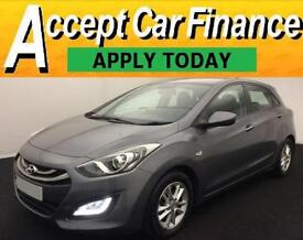 Hyundai i30 1.6CRDi ( 110ps ) auto FROM £28 PER WEEK.