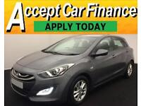 Hyundai i30 1.6CRDi ( 110ps ) auto FROM £27 PER WEEK.