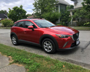 2018 Mazda CX-3 AWD + Winter Wheels & Extras (Lease)