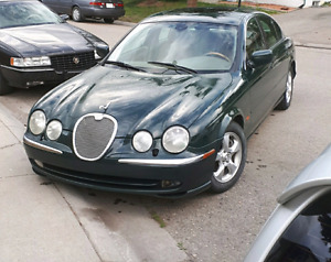 Just seeing whats out there for trade 2000 jaguar s type