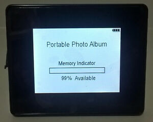 Digital Portable Photo Album Viewer