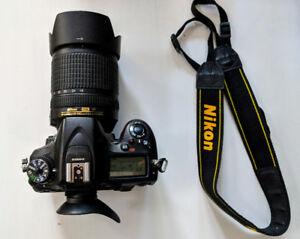 Nikon D7100  with 18-140 mm Zoom lens +  Prime Lens and Flash
