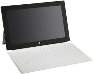 Microsoft Surface RT 32GB with keyboard avec clavier