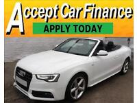 Audi A5 FROM £80 PER WEEK!