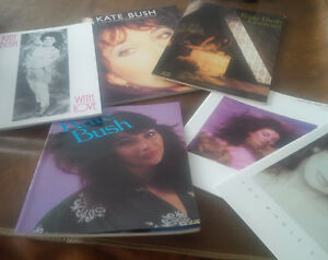 Kate Bush Photos and Magazines, Lots Here