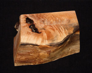 Maple Wood Desktop Business or Other Card Holder - Vertical Comox / Courtenay / Cumberland Comox Valley Area image 4