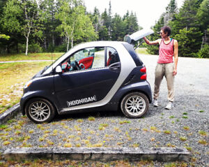 2011 Smart Fortwo Passion Coupe (2 door) for trade!