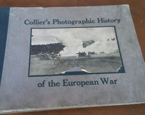 Collier's Photographic History of the European War, 1915