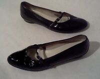 AUDREY HEPBURN Patent Leather Shoes - From Salvatore FERRAGAMO