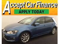 Volkswagen Golf 1.4 TSI ( 140ps ) ( s/s ) 2013MY GT FROM £62 PER WEEK!