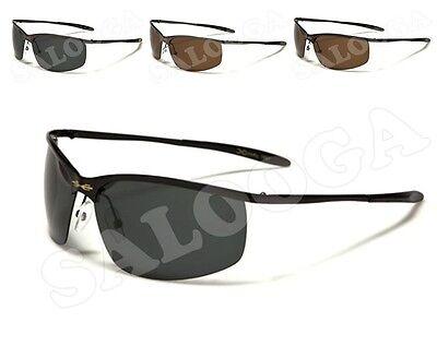 New X Loop Designer Sport POLARIZED Half Frame Sunglasses For Men And Women.
