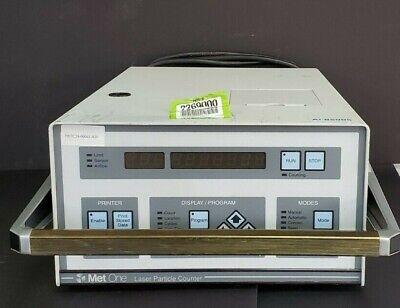 Met One A2408-1-115-1 Laser Particle Counter 2082784-01 0.3um 1cfm