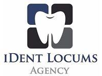 Locum Dental Nurses wanted