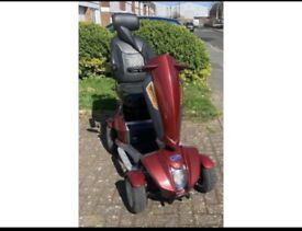TGA mobility scooter 2018 8mp