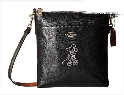 Womens Coach Disney Cross Body Bag