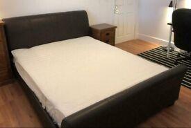 Bed frame Kingsize Delivered