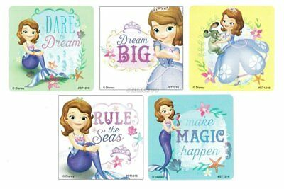 15 Sophia Sofia The First Stickers Kid Birthday Party Goody Loot Bag Favor - Sophia First Birthday