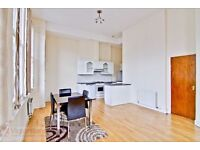 1 BED APARTMENT - High ceilings, massive (triple glazed) windows, 4 mins from OLD STREET tube