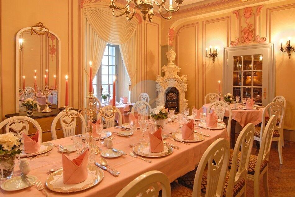 3 Tage Romantik-Hotelgutschein  2Pers im Schloßhotel an der Weser mit Abendessen