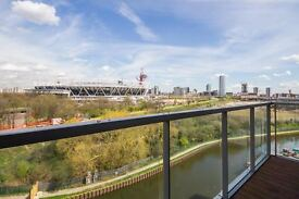 EXTREMELY LARGE TWO BED TWO BATH APRTMENT WITH STUNNING VIEWS OF THE OLYMPIC PARK AND STADIUM