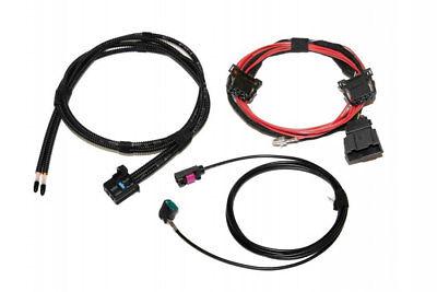 Original Kufatec Cable Loom Cable Set Digital Radio DAB for Audi A5 8T Mmi 2G