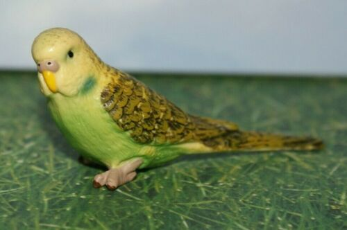 Green Parakeet by Schleich Bird Series