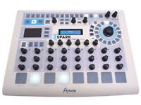 Arturia Spark Creative Drum Machine plus Spark 2 Software, light studio use only. Boxed as new.
