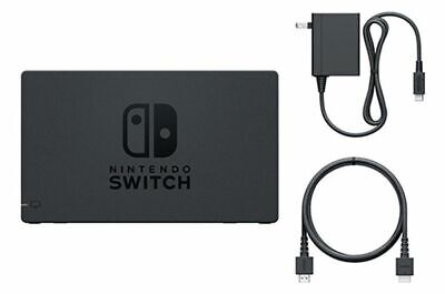 OEM Nintendo Switch Charging Dock + AC Adapter Power Cable OEM HDMI CABLE Set