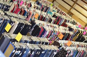 THRIFT-STORE-LIQUIDATION-10-LBS-BULK-USED-CLOTHING-MIXED-LOT-WHOLESALE-RESALE