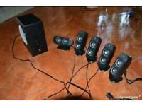 Creative speakers 5.1. X ☓ 530