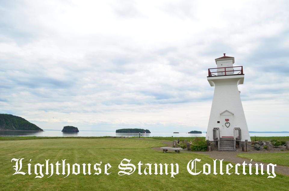Lighthouse Stamp Collecting