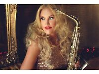 Female Saxophone london to Birmingham area