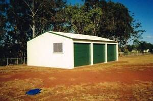 FREE SHED QUOTES - www.tristeel.com.au Carport, Shed, Garage kits Warwick Southern Downs Preview
