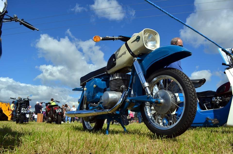 RCR MZ Motorcycle Spares Scotland