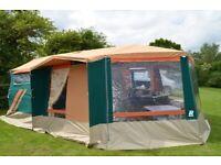 Trailer Tent: Racet Antalia